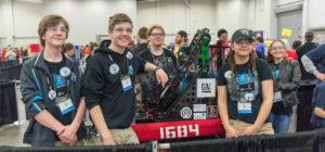 World robotics team